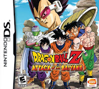Dragon Ball Z: Attack of the Saiyans NDS