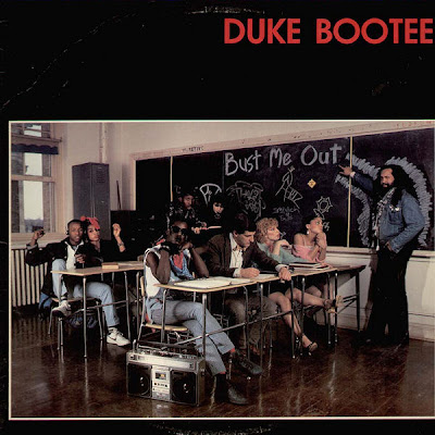 Duke Bootee – Bust Me Out (Vinyl) (1984) (192 kbps)
