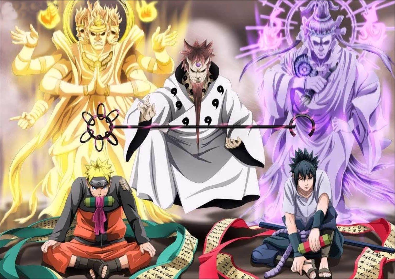 Mangá Naruto Completo Aqui