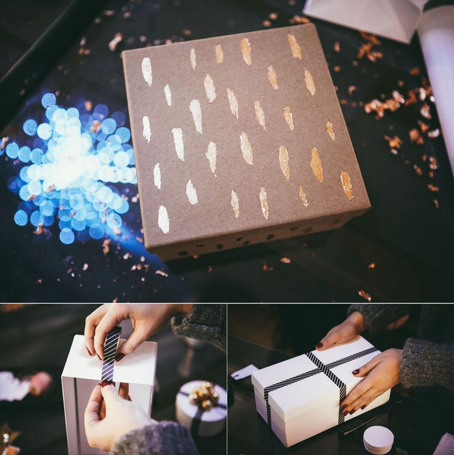 Geschenke finden und verpacken in Berlin