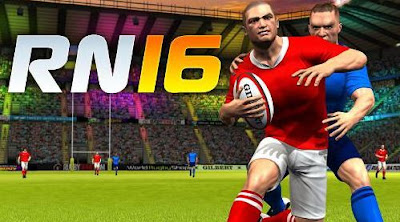 Download Rugby Nations 16 Apk + Data Android