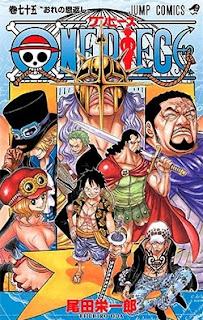 One Piece Manga 765 Español