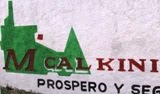 SLOGAN Martín Interían aspirante EDIL PRI Calkiní. 12ene12