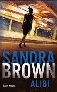 """Alibi"" Sandra Brown - recenzja"