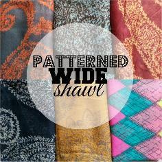 Tasteful Plain & Pattern Tudung, Scarves, Shawls Online Cantik2 Hanya RM10
