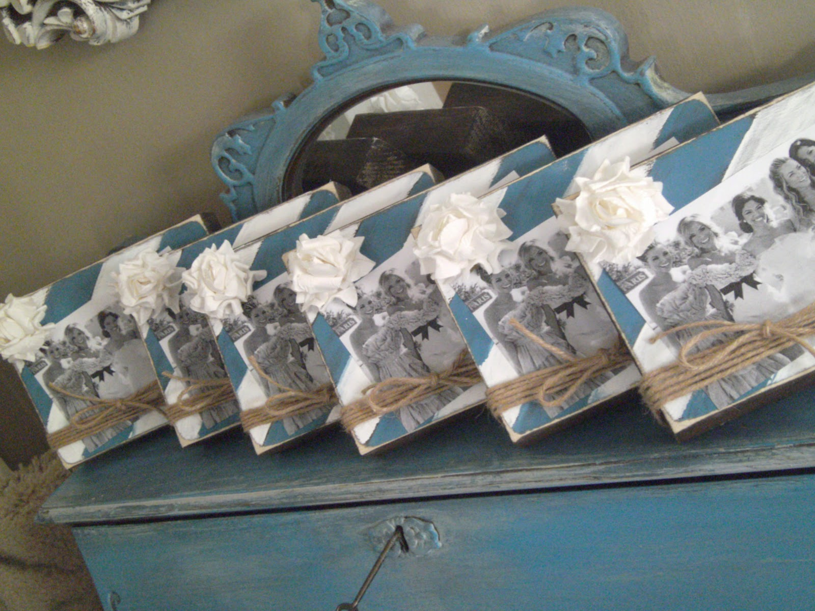 rustic frames on etsy in your custom wedding colors and farmhouse antiques - Etsy Frames