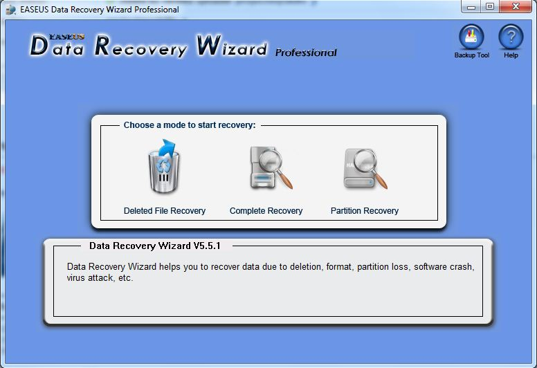 Disk and Linux File System. Data Recovery Wizard Professional will help ...