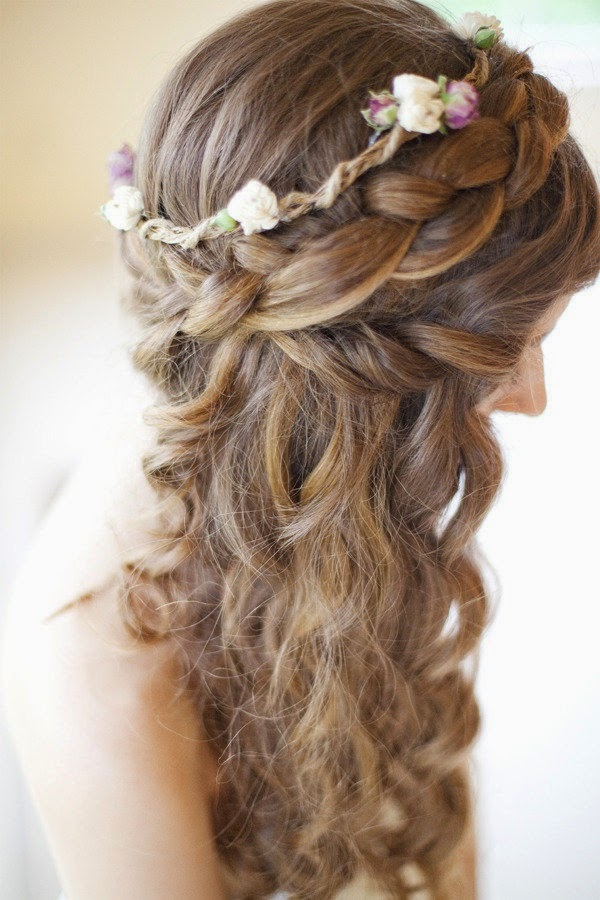 Karala News Half Up Half Down Hairstyles For Formal Occasions