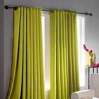 l 39 atelier d co de dina le blog comment habiller ses fen tres choix des rideaux tringles. Black Bedroom Furniture Sets. Home Design Ideas