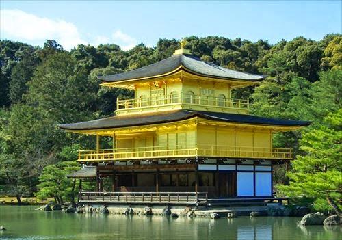 金閣寺(きんかくじ)
