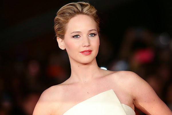 Jennifer Lawrence commented on the leak of the intimate photos