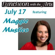 Luncheon with the Arts: Maggie Mustico