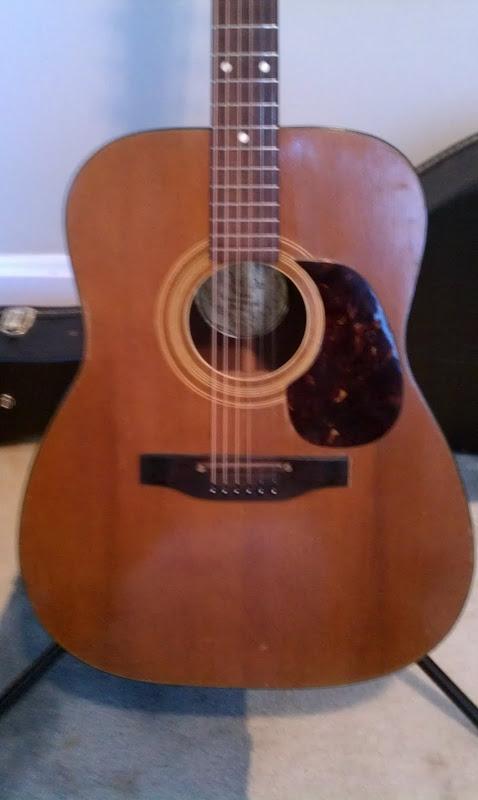 Craigslist Vintage Guitar Hunt: Val-Dez Acoustic in ...