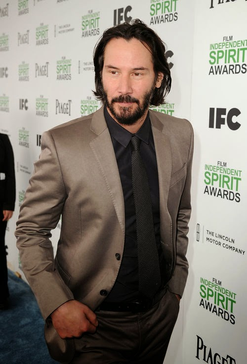 Keanu Reeves surprised In his sleep by stalker