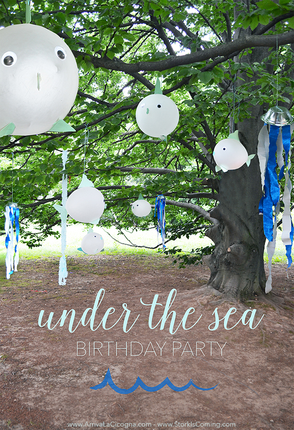 enchanted forest party birthday party