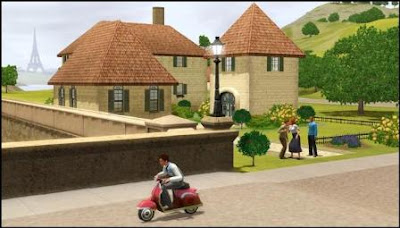 Screenshot 1 - The Sims 3: World Adventures | www.wizyuloverz.com