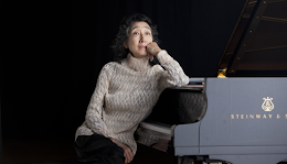 Philadelphia Chamber Music Society Presents Mitsuko Uchida