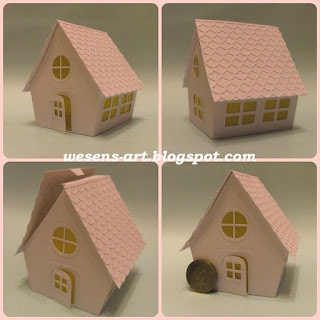 PaperHouse     wesens-art.blogspot.com