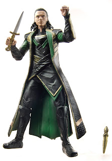 "Hasbro Marvel Universe Thor The Dark World - 3.75"" Loki Figure"