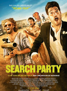 Sinopsis Film Search Party