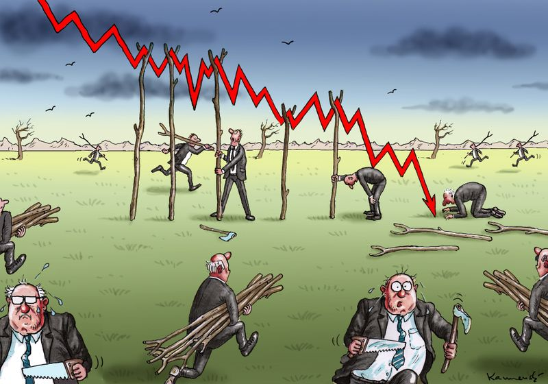 Marian Kamensky: Market Crash in China.
