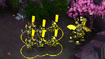 Skulls Of The Shogun Screenshot 1