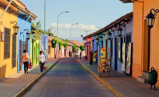Calle Comercio - Putaendo