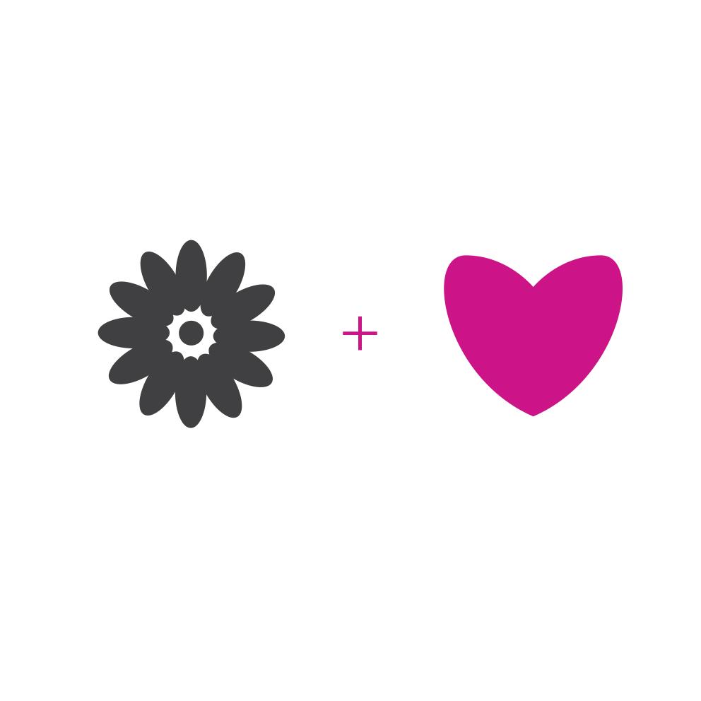 Petal Pink Logo work : Frank Punshon Portfolio