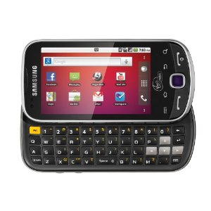 Samsung Intercept Prepaid Android Phone