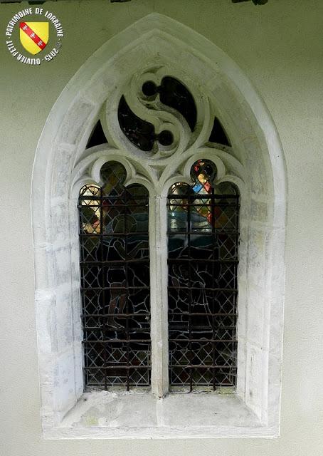 AROFFE (88) - Eglise Saint Sulpice (XVIe-XIXe siècles)
