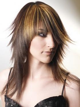 Long choppy haircuts - Long choppy hairstyles