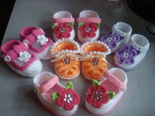 Çeşit Çeşit Bebek PAtik Modelleri