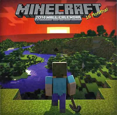 Calendario 2014 Minecraft