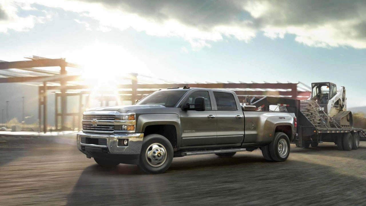 2015 Chevrolet Silverado 3500 HD Strengths