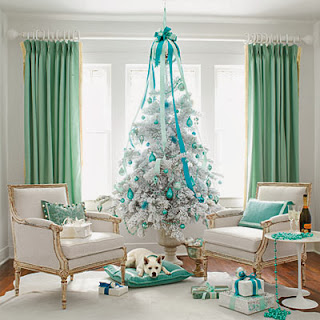 Christmas Tree Ideas glamour