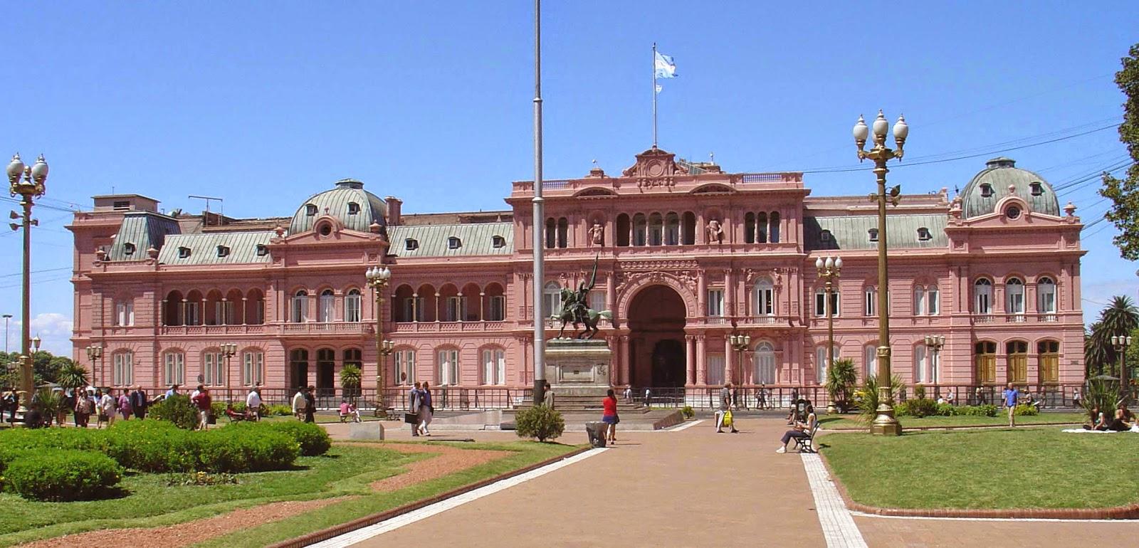 Viaje a buenos aires monumentos historicos de buenos aires for E case del sater