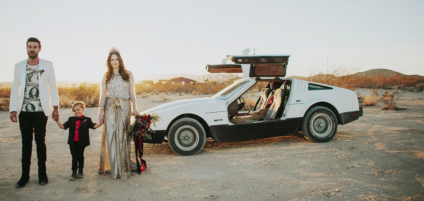Nick and Maria STUDIO 1208 Joshua Tree vow renewal by Tyler Branch
