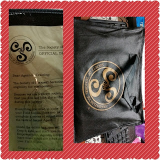 society of secret seasonkeepers bag