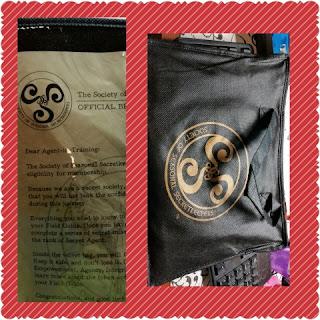 society of secret seasonkeepers bag