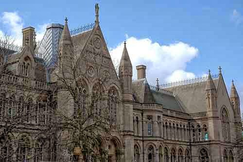 Nottingham Law School Oil, Gas and Mining Law LLM Scholarship, UK