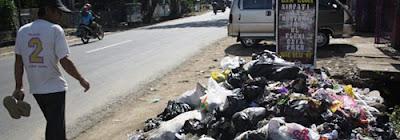 Penanganan Sampah di Sumedang Belum Maksimal