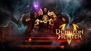 Tải Game Dungeon Hunter 5 Mod hack Full Tiền, Gems, Coins