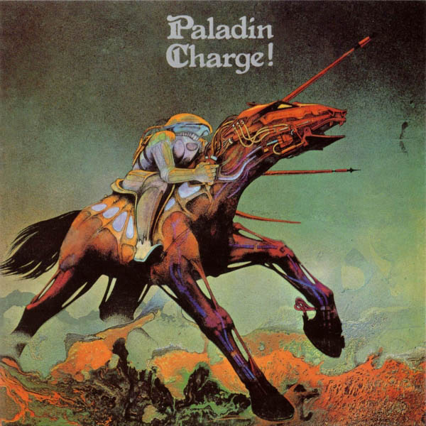Paladin - Charge! album cover