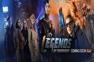 Sinopsis Film Legends Of Tomorrow (2016)