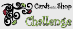 Cards etc.... Challenge Blog