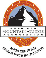 AMGA Single Pitch Instructor