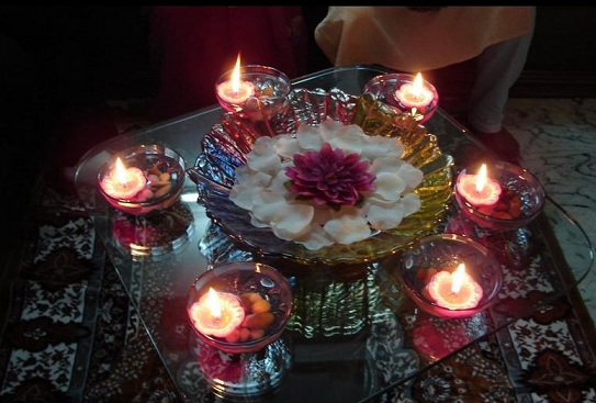 Diwali decoration ideas top 10 diwali decorative items for How to make diwali decorations at home