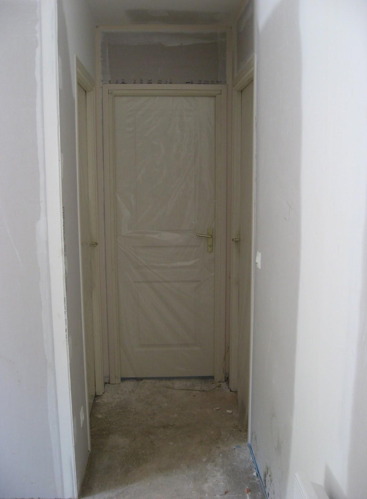 Maison de j r me et laetitia portes int rieur for Porte interieur de maison