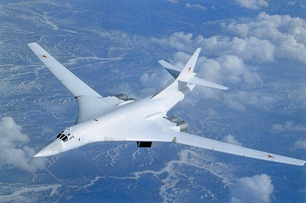 Tu-160 Blackjack Russia Heavy Bomber
