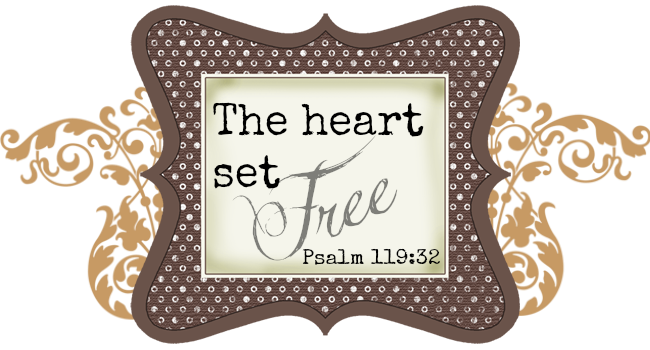 The heart set free
